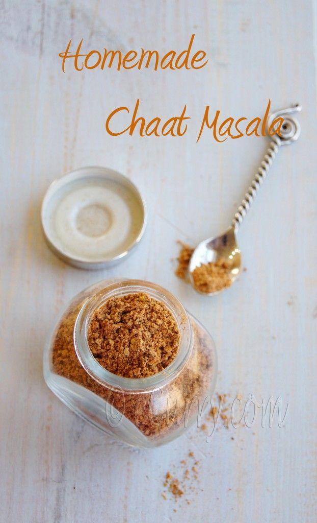 Chaat Masala Recipes — Dishmaps