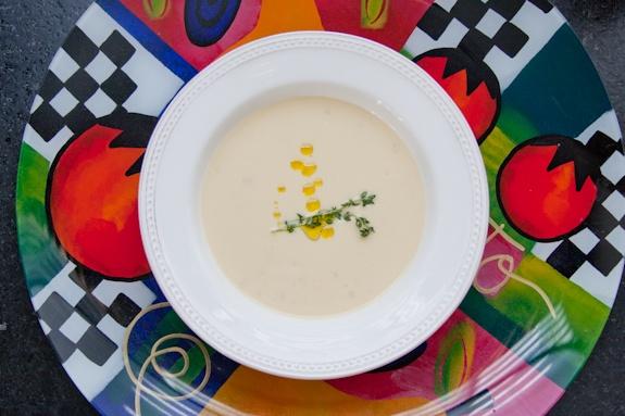 Cote d'Azur Cure-All Soup (Garlic Soup) | Food things | Pinterest