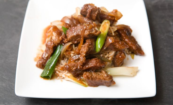 Slow-cooker-Mongolian-Beef | Beef | Pinterest