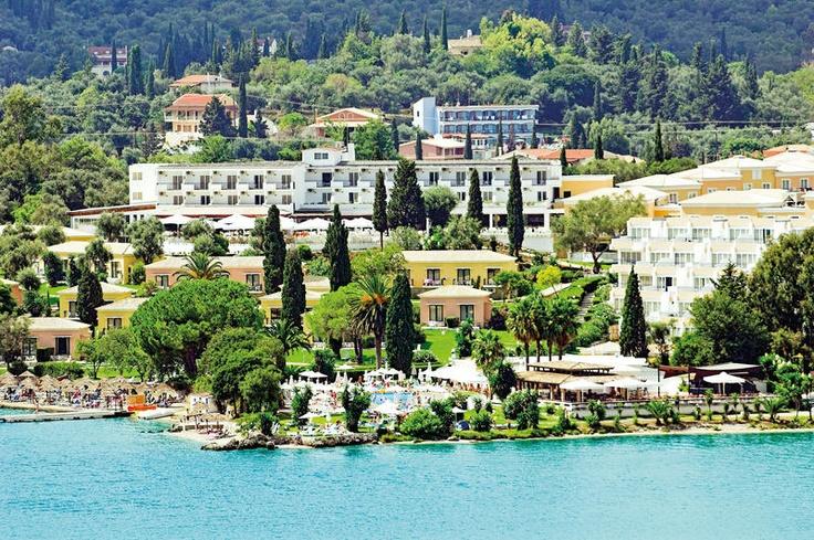 griekenland corfu gouvia appartement spyridoula