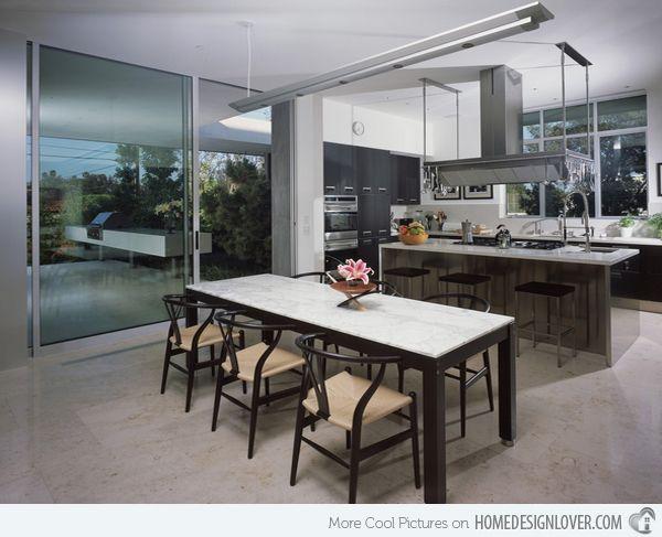 15 different kitchen table design ideas cocinas pinterest - Different design of kitchen ...