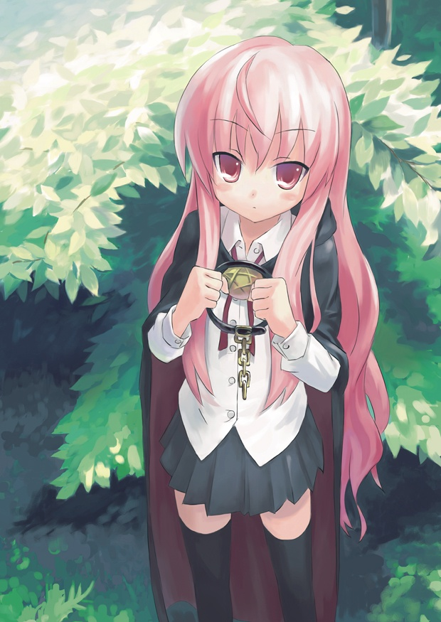 Zero no Tsukaima: Louise | Inspiration for characters ...