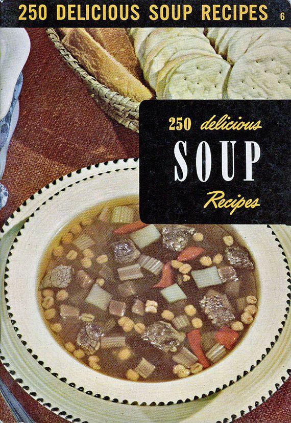 fashioned split pea soup iced orange bouillon jellied tomato soup ...