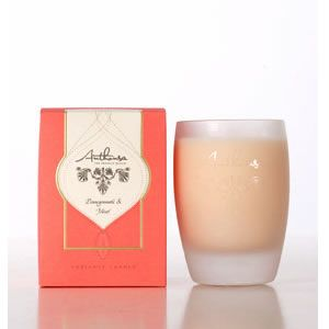 Anthousa Pomegranate & Mint Candle | Products | Pinterest