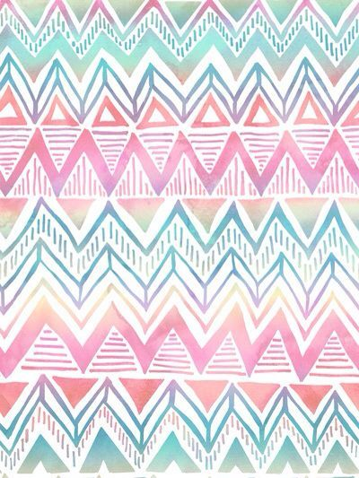pastel chevron wallpaper - photo #6