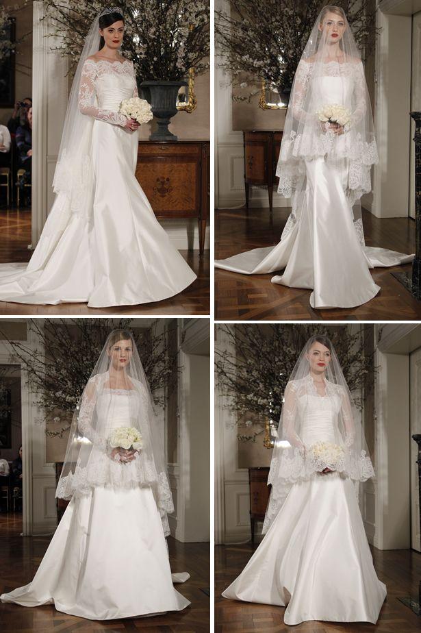 Princess kate inspired wedding dress wedding ideas for Wedding dress princess kate