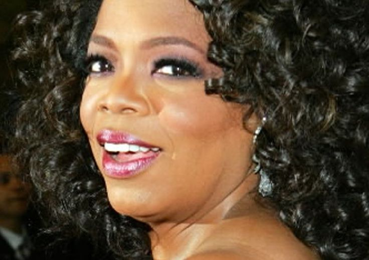Millionaires wanting to help needy - Oprah Winfrey.