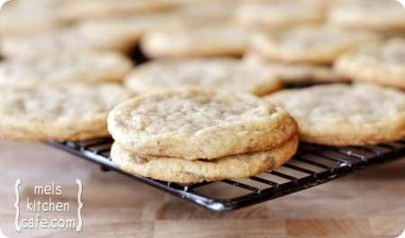 Heath bar cookies | Cookies and Bars | Pinterest