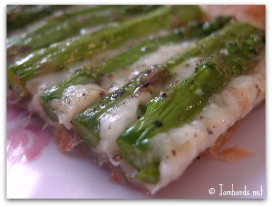 Asparagus Gruyere Tart | Entertaining with Style, Bon Appetit | Pinte ...