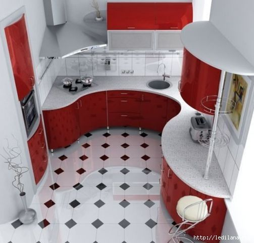 Cocinas peque as cocinas pinterest - Cocinas minimalistas pequenas ...