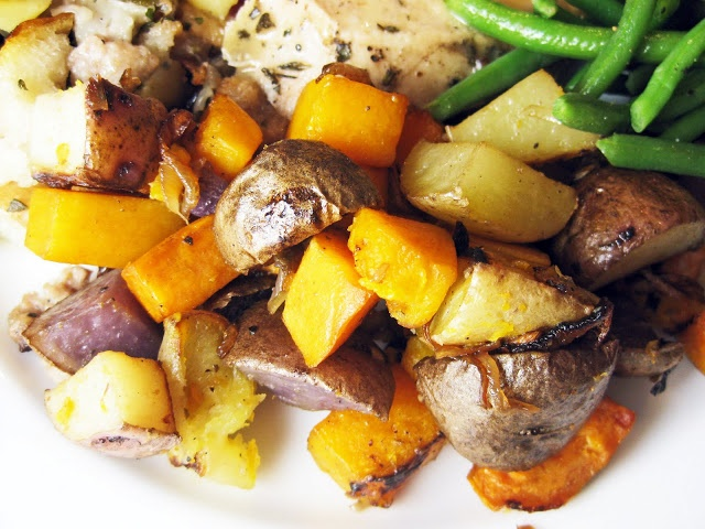 roasted honey roasted root vegetables honey and herb roasted root ...