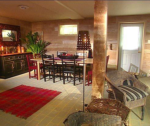 columns debbie travis house home condo bathroom reno