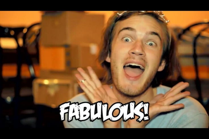 pewds is fabulous by - photo #25
