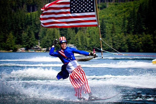 4th of july lake travis austin