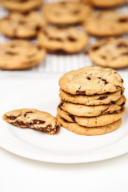 Jacques Torres' Chocolate Chip Cookies | Desserts and Breads | Pinter ...