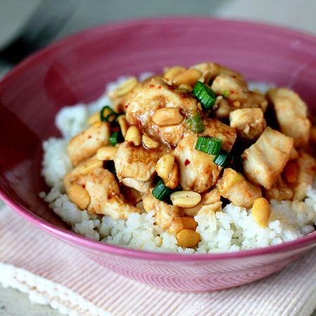 Kung Pao Chicken | om nom nom | Pinterest