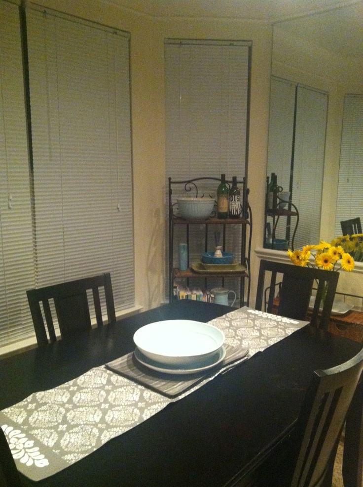 My cozy dining room my life and things i love pinterest for My dining room