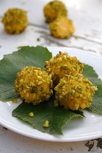 Polenta balls. | low carb and or low cholesterol | Pinterest