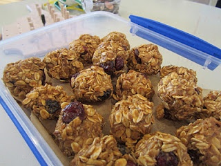 granola balls: a make-ahead sweet treat | Snacks | Pinterest