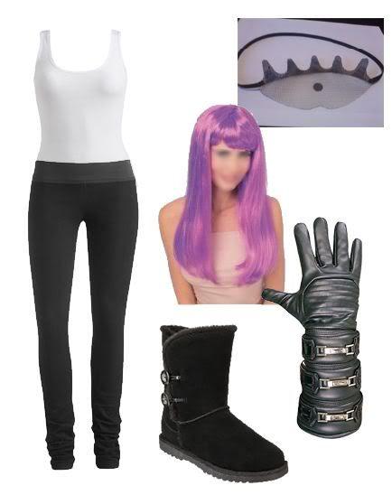 Halloween Costume: Leela from Futurama | Almost Cosplay ... Futurama Leela Costume
