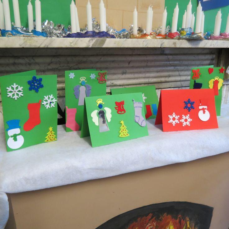 Decorating Ideas > Reception Childrens Christmas Cards  Early Years  ~ 102803_Christmas Decorations Ideas Eyfs