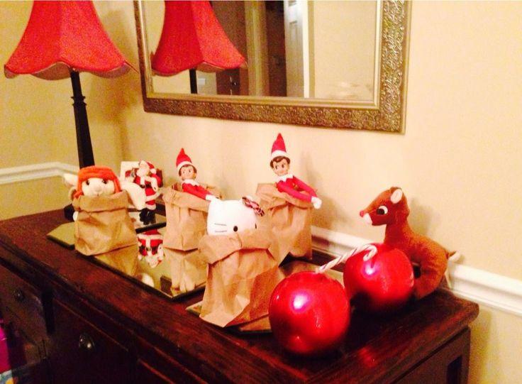 Elf on the Shelf | Christmas Elf | Pinterest