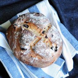 Tangzhong rye and raisin bread | Bread = stuff of life | Pinterest