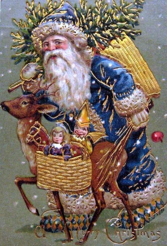 St Nick | christmas | Pinterest