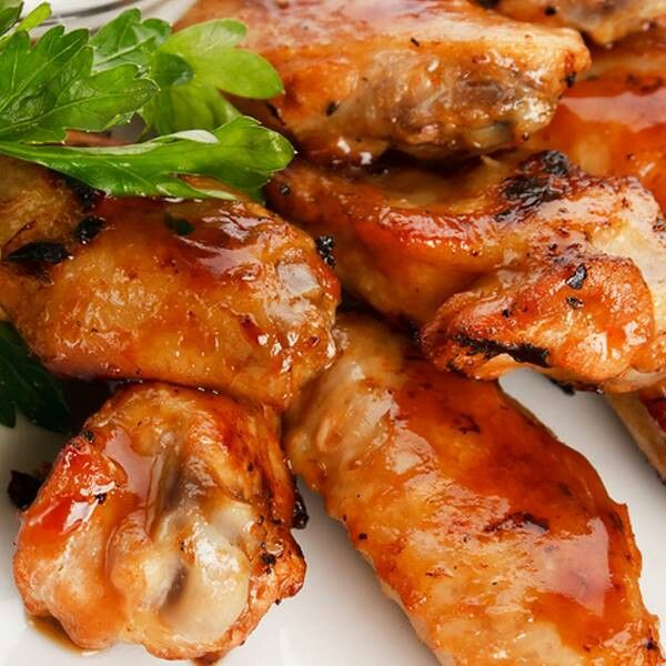 Ginger-Lime Chicken Wings With Rum Glaze Recipes — Dishmaps
