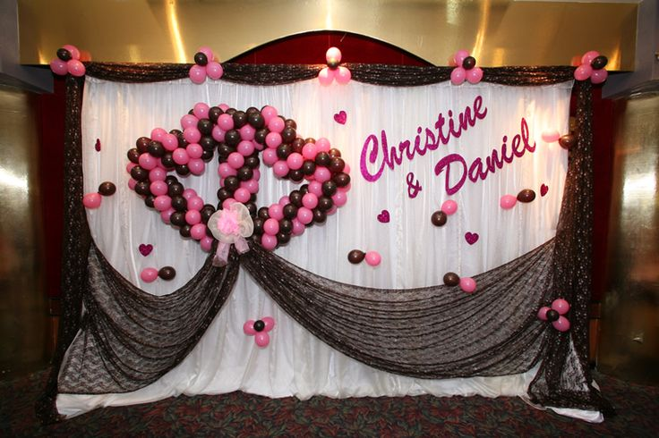 Wedding Backdrops Backdrops Are Custom Designed To Suit Your Decor