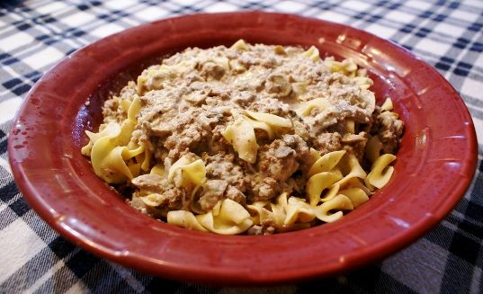 beef stroganoff II | Recipes | Pinterest