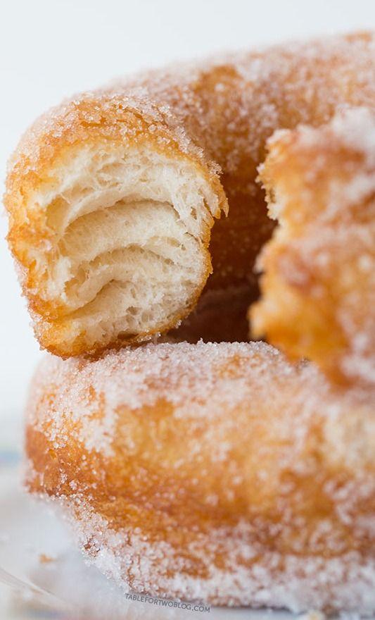 Sugared Donut | Recipe