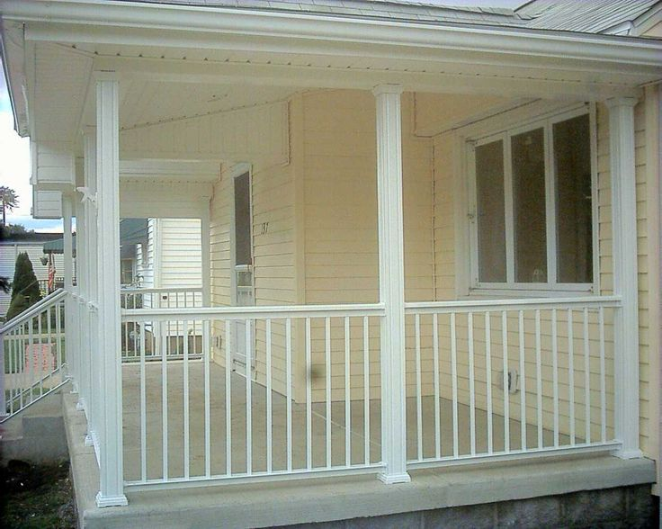 yellow porch from side view porch with side entrance and skylight driveway ideas