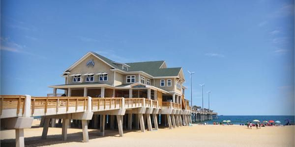 Check out the all new jennette 39 s pier nags head nc for Jennette s fishing pier