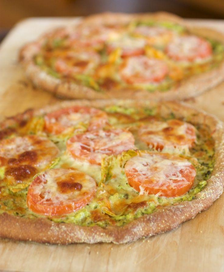 Zucchini Pizza | Recipe