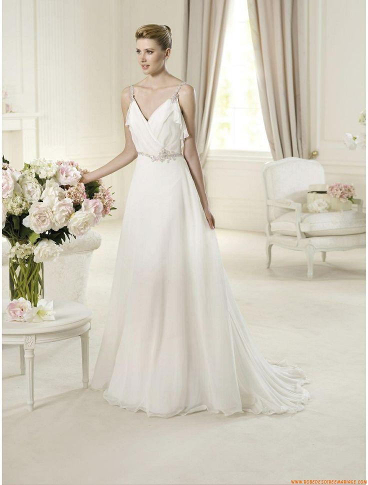 Pin by la robe su rmesure on 2013 Wedding Dress  Pinterest
