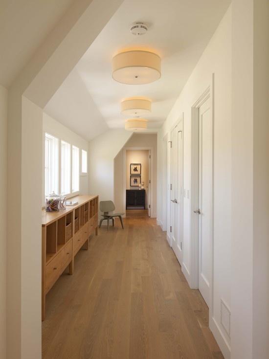 Pin by katherine lyons hahn on lighting mirrors pinterest - Ideas for hallway lighting ...