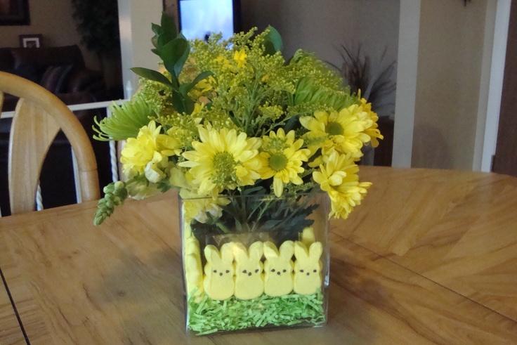 Easter Flower Arrangement Cool Ideas Pinterest