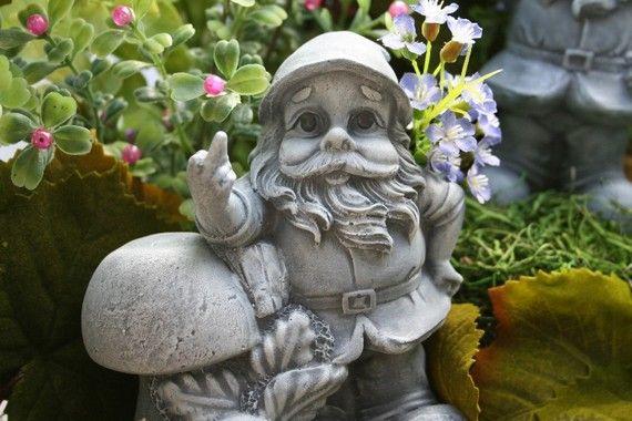 Garden Gnomes For Sale Photograph Rude Garden Gnomes For