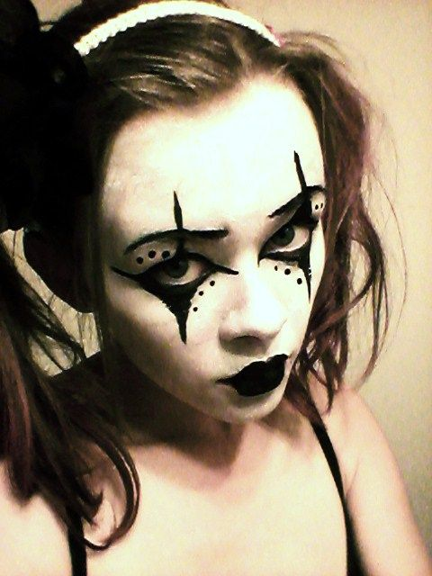 Harlequin Makeup Related Keywords Suggestions