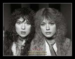 Wilson Sisters- Then