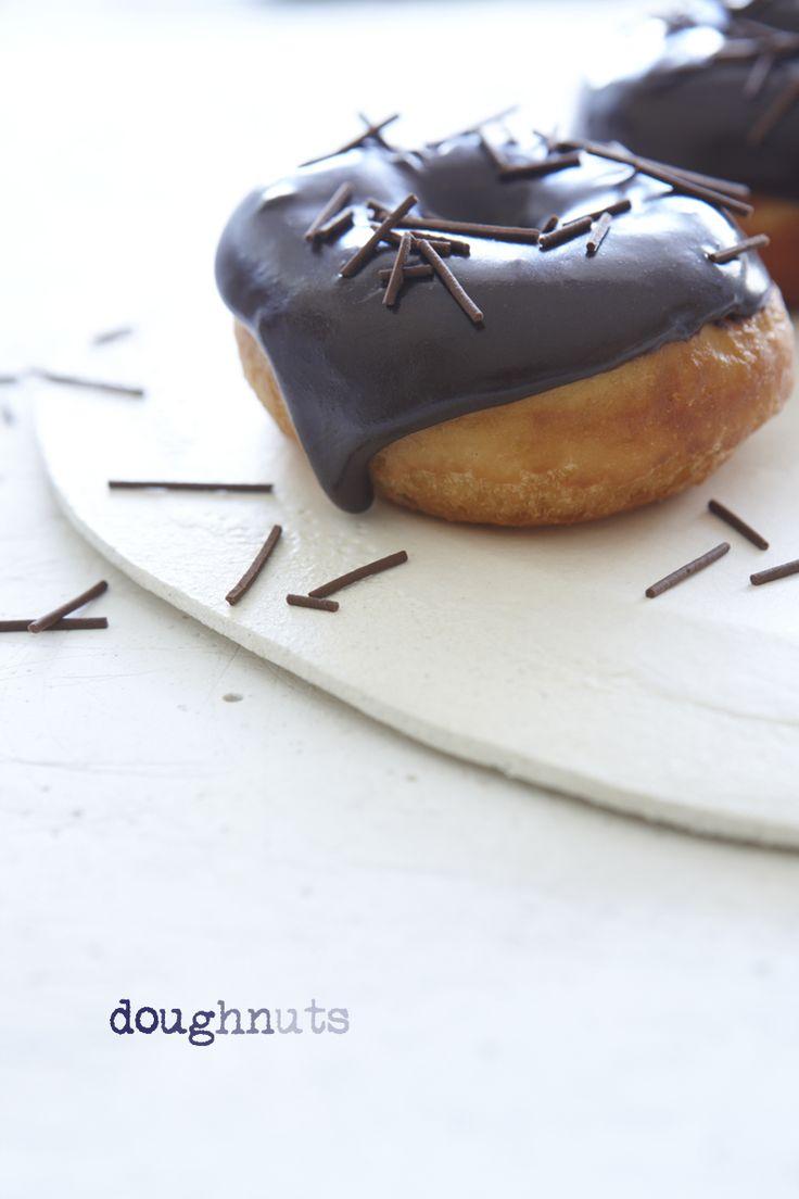 love. 7 more fabulous doughnuts. Chocolate Sprinkle Doughnuts | Honey ...