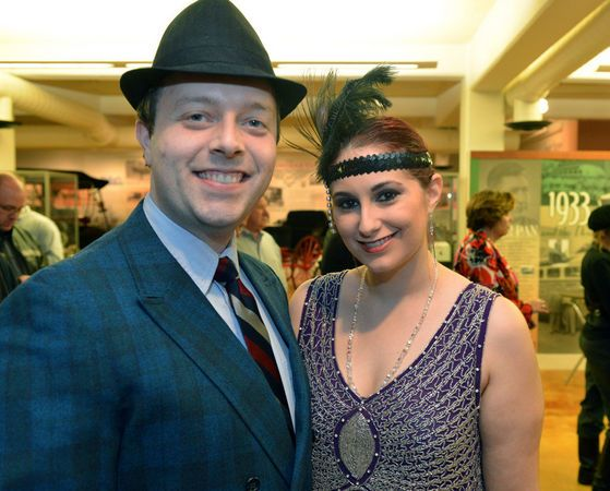 Seen@: Martinis, Jazz, & The Roaring 20's at the Wood Museum of Springfield History - Photo Gallery - masslive.com
