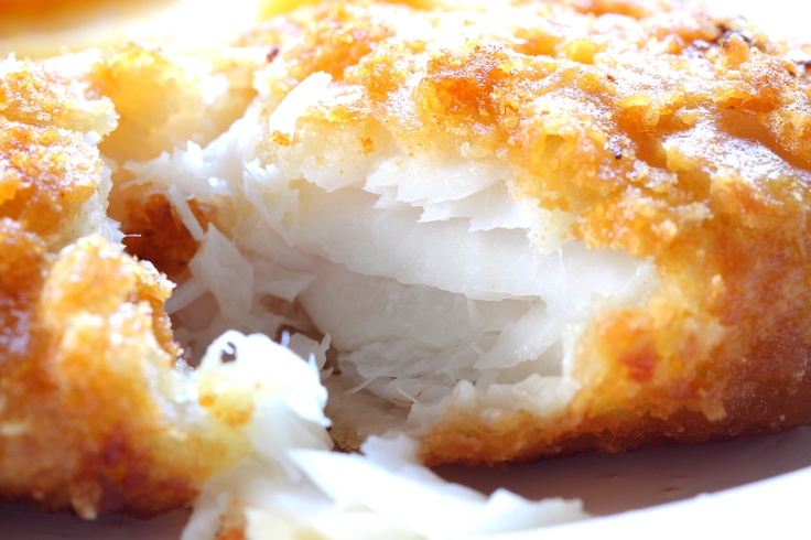 Beer-Battered Fish - You can make these battered fillets with or ...