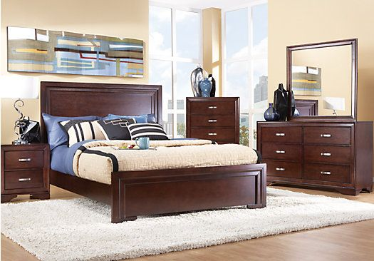 shop for a westmont 5 pc king bedroom at rooms to go find