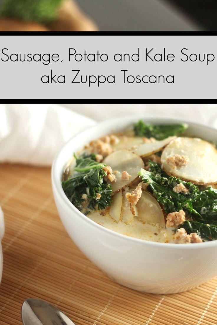 ... kale kale potato chorizo soup caldo verde sweet potato and sausage