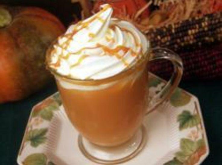 Hot Caramel Apple Cider | Food & Drink that I love | Pinterest