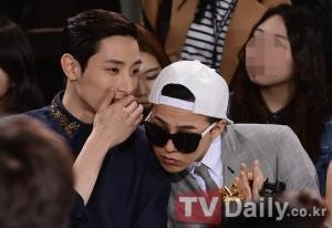 Lee Soo Hyuk. G... G Dragon