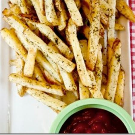 Dill Pickle French Fries | Fries | Pinterest