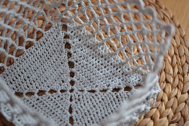 corbeille carrée au crochet | Crochet | Pinterest